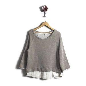 Soft Joie Gregorie French Terry Sweatshirt